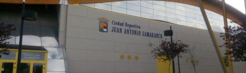 Ciudad Deportiva de Tenis Juan Antonio Samaranch Colmenar Viejo