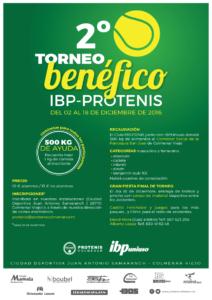 Imagen Torneo Benefico IBP-Protenis Colmenar
