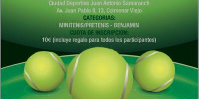 III Torneo Pretenis Minitenis 2018
