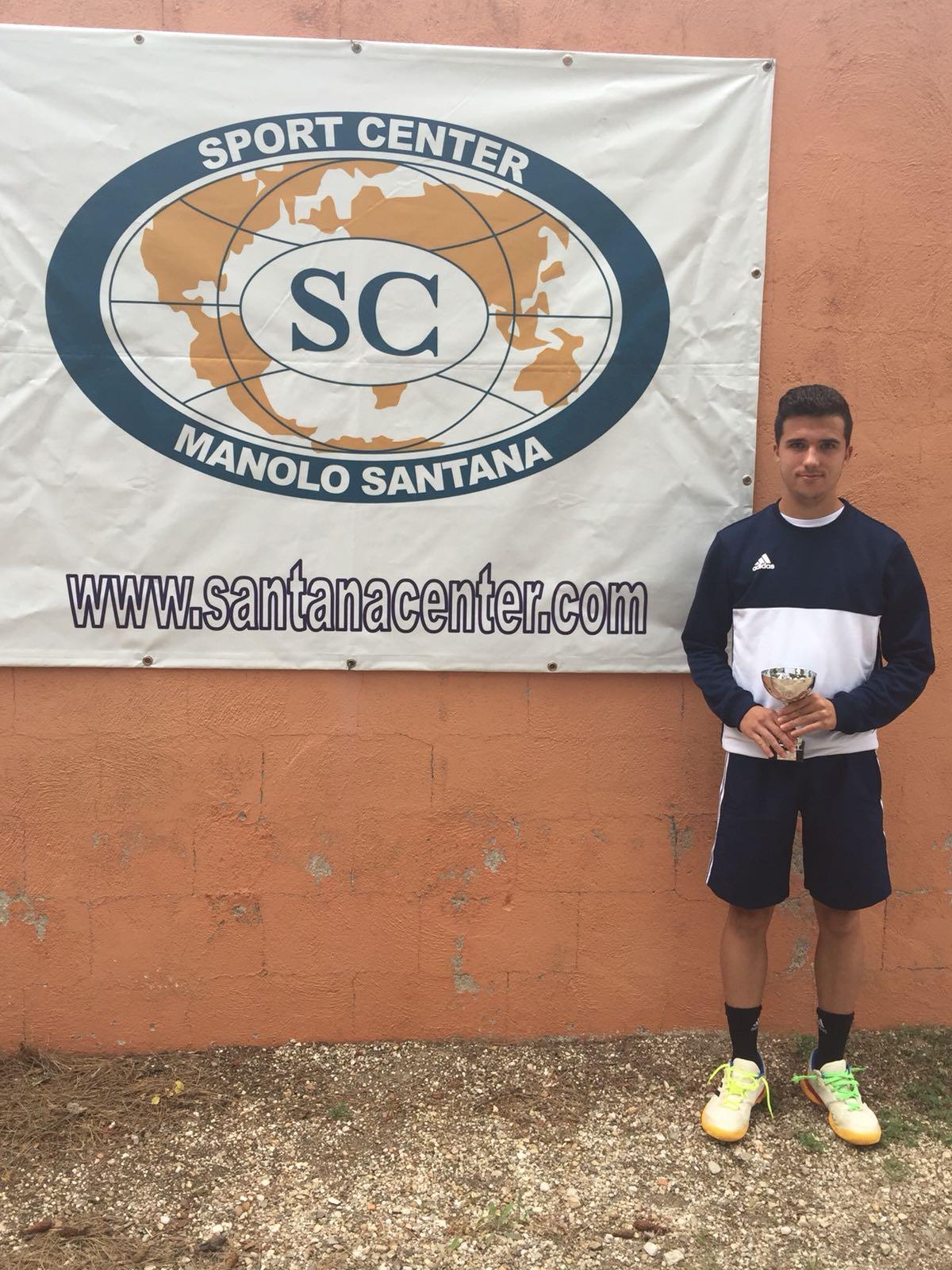 Torneo Competición Sport Center MANOLO SANTANA