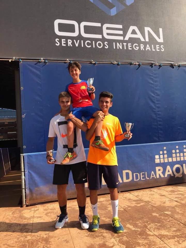 Torneo masculino IBP Uniuso Peugeot Ciudad de la Raqueta