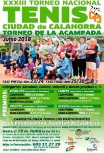 Torneo Calahorra 2018