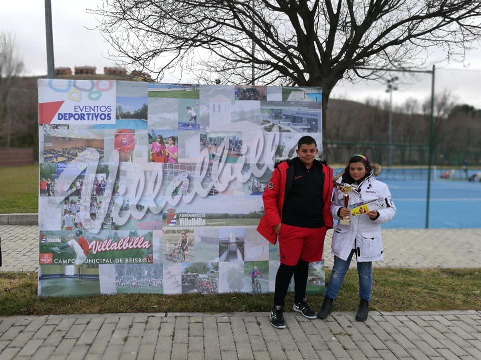 Los hermanos González Sevilla obtienen sendos títulos de campeón en Torneos