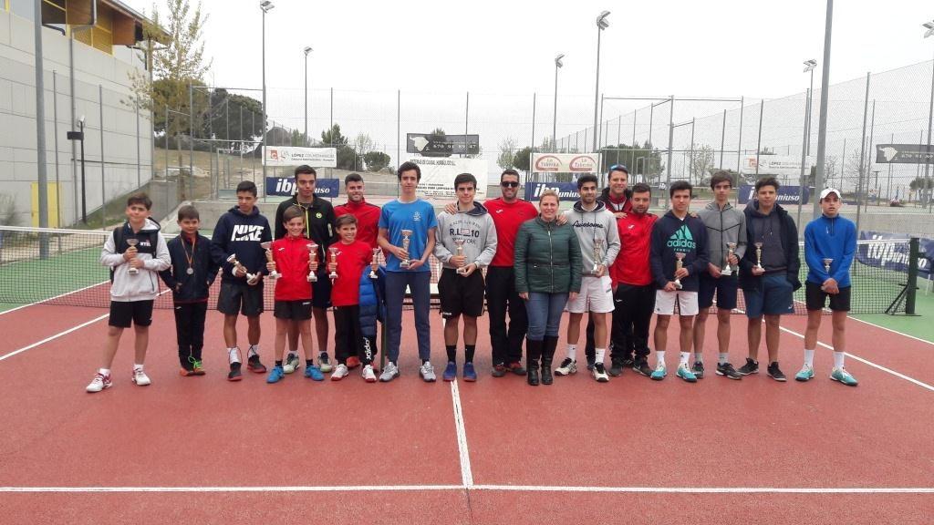 Torneo Federado IBP-Protenis Colmenar 2019