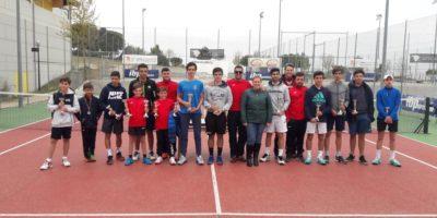 Final del IV Torneo Federado IBP-Protenis Colmenar 2019
