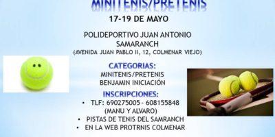 IV Torneo Pretenis Minitenis 2019