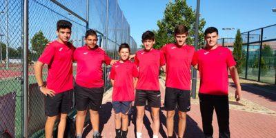 Ascenso del Equipo Cadete a 2ª División en el Campeonato de Madrid por Equipos