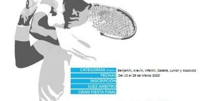 V Torneo Federado IBP-PROTENIS COLMENAR 2020