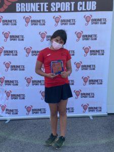 Paloma en Torneo Brunete