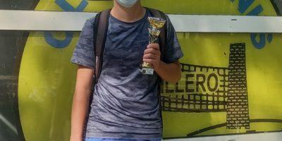 Finalista Torneo IV Open Astillero