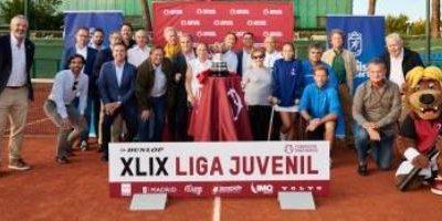 Comienzo de la XLIX Liga Juvenil por Equipos 2021/2022